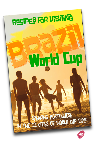 e-Book, Recipes for Visiting Brazil